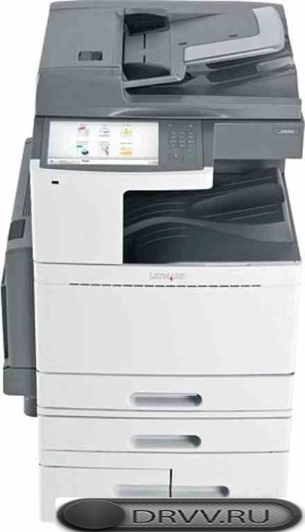 Скачать драйвер для принтера lexmark