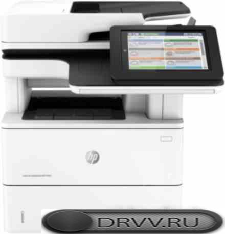 Принтер HP LaserJet Enterprise Flow MFP M527c F2A81A