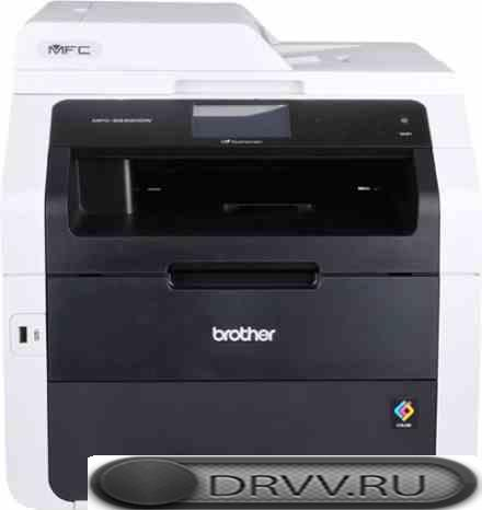 Принтер Brother MFC-9340CDW
