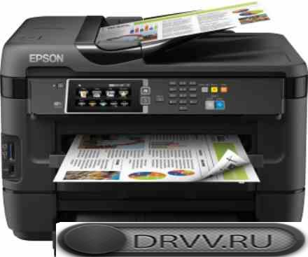 Принтер Epson WorkForce WF-7620DTWF