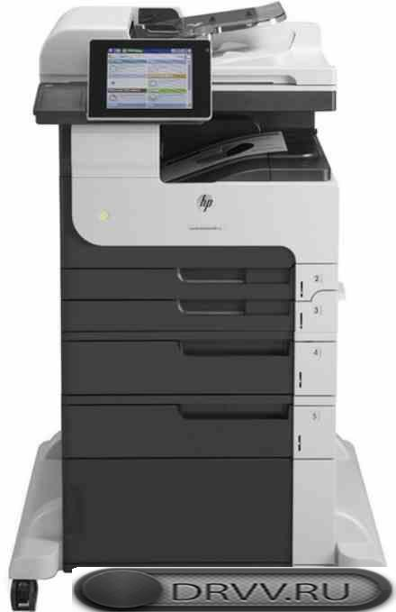 Принтер HP LaserJet Enterprise M725f CF067A