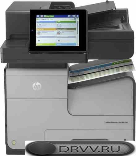 Принтер HP Officejet Enterprise Color MFP X585z (B5L06A)