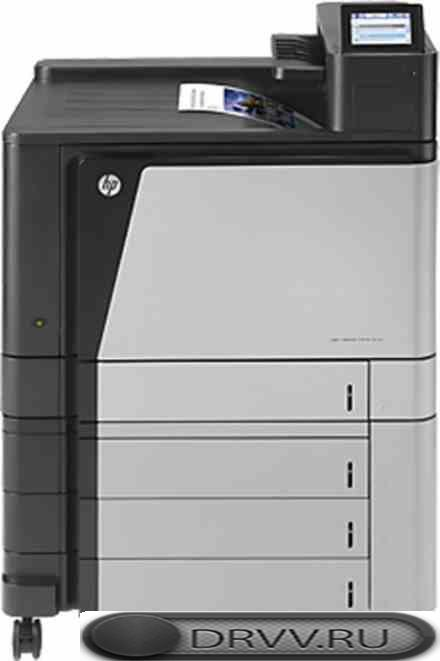 Принтер HP Color LaserJet Enterprise M855xh (A2W78A)