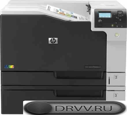 Принтер HP Color LaserJet Enterprise M750n (D3L08A)